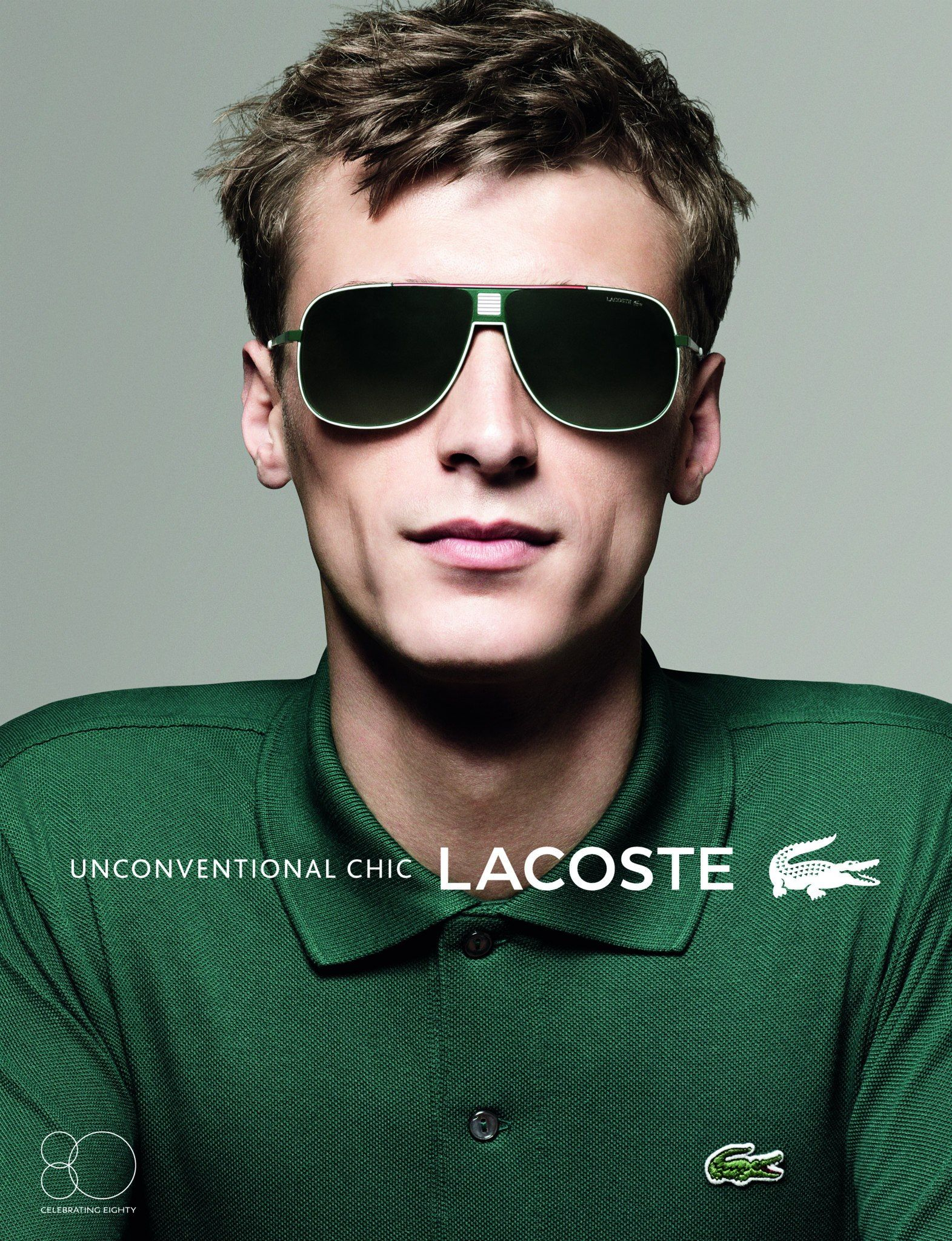 e05c1e07b8d042 Clément Chabernaud Stars in Lacoste Eyewear Spring Summer 2013 Campaign by  David Sims