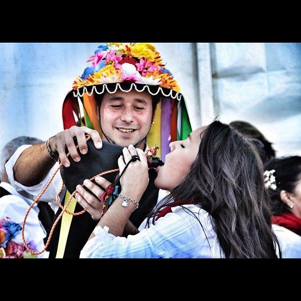 Fiesta de los verdiales, Málaga. Una fiesta donde la música, el baile y el colorido son los principales protagonistas de una celebración declarada bien de interés cultural.