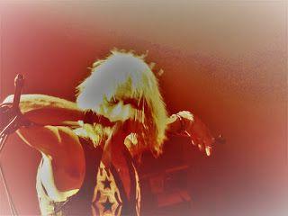 Popkulttuuria ja undergroundia: Michael Monroe 10/12/16 Tavastia