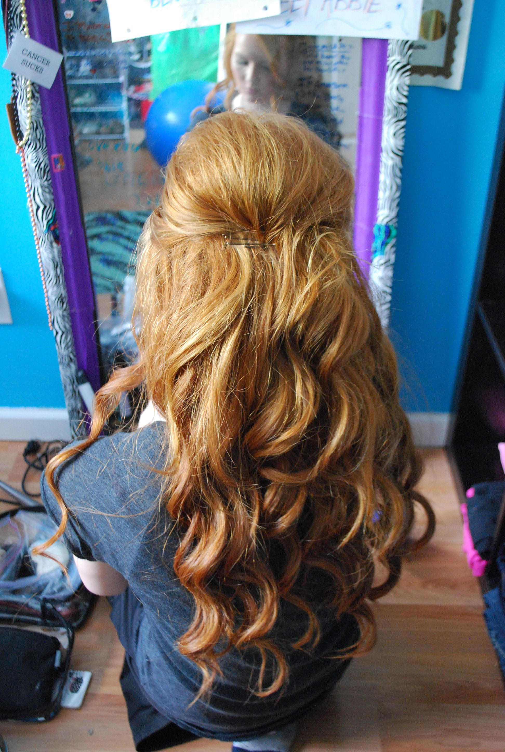 Prom hair idea love it pinterest prom hair prom and hair style