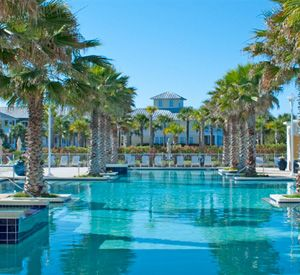 Carillon Beach Resort Inn in Panama City Beach, Florida, Condo