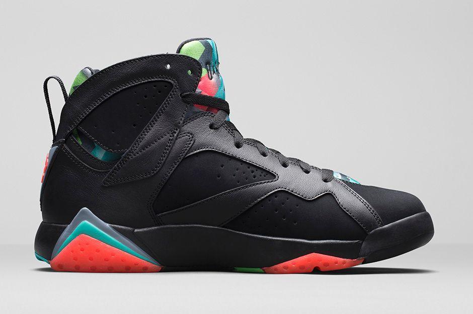 "Air Jordan 7 ""Marvin the Martian"" (Official Images + Release Date) •  KicksOnFire.com"