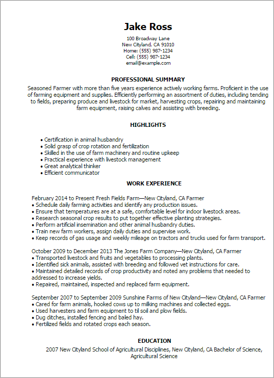 View Source Image Business Resume Template Business Resume Cover Letter For Resume