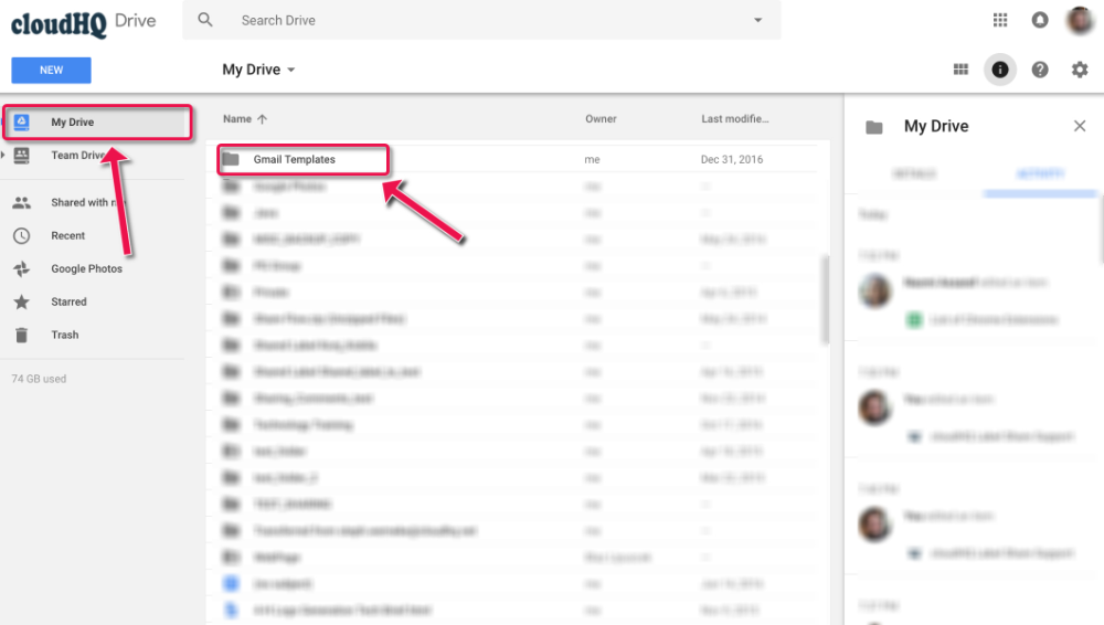 How To Edit And Modify Gmail Templates In Google Drive