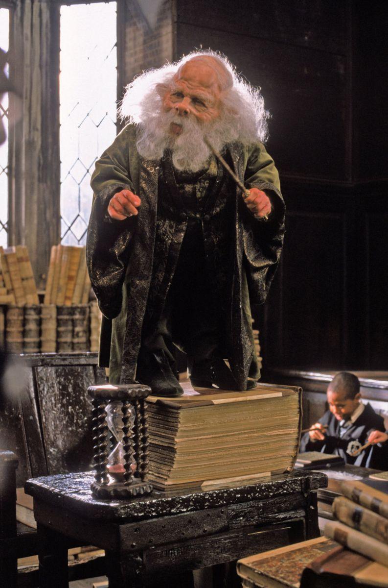 Professor Flitwick Harry Potter Professors Harry Potter Pictures Harry Potter Characters