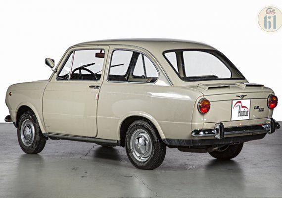 Lot 87 Fiat 850 Berlina 1966 Oldtimer Auction L Asta
