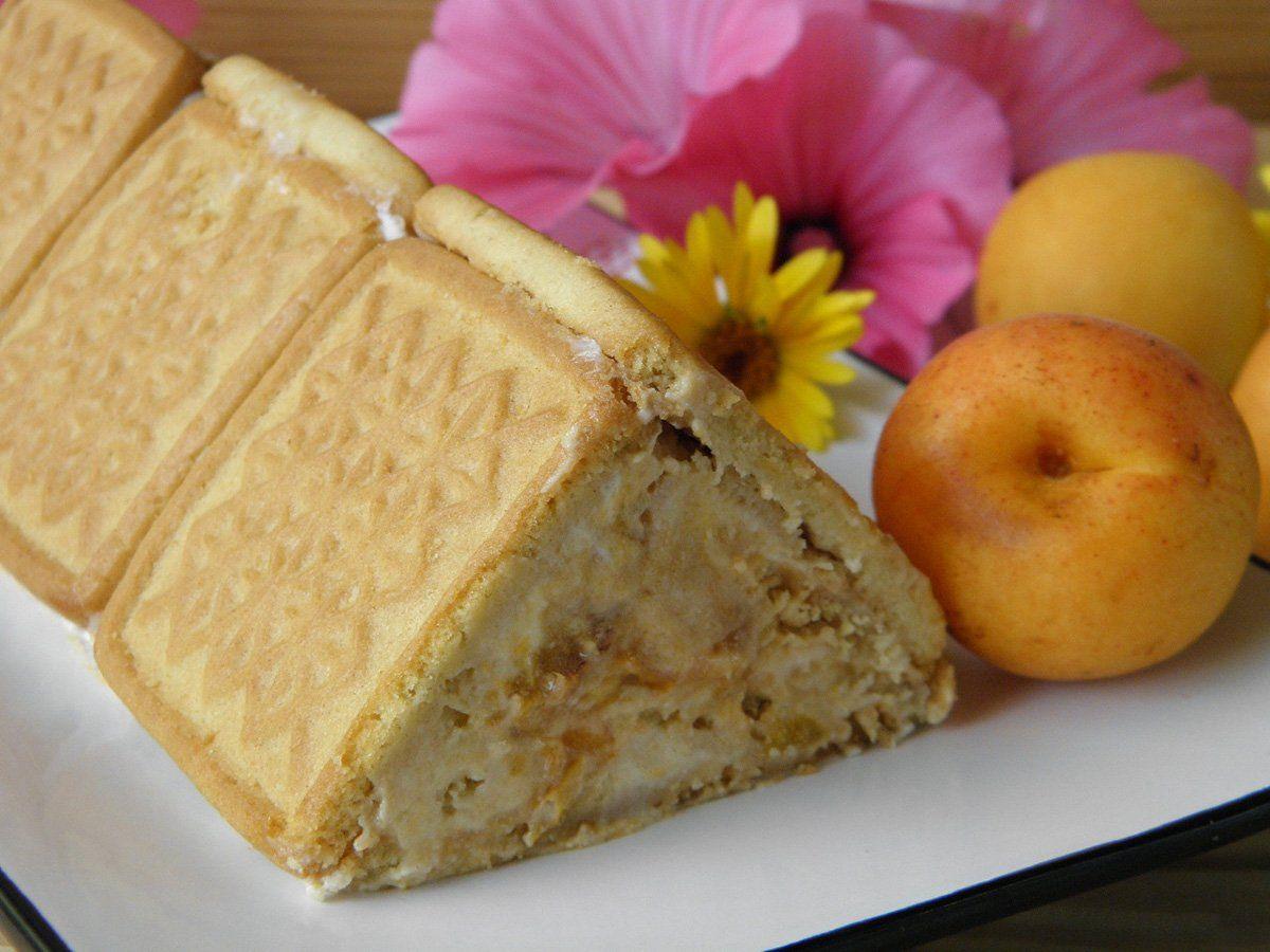 Печенье без выпечки рецепт в картинках