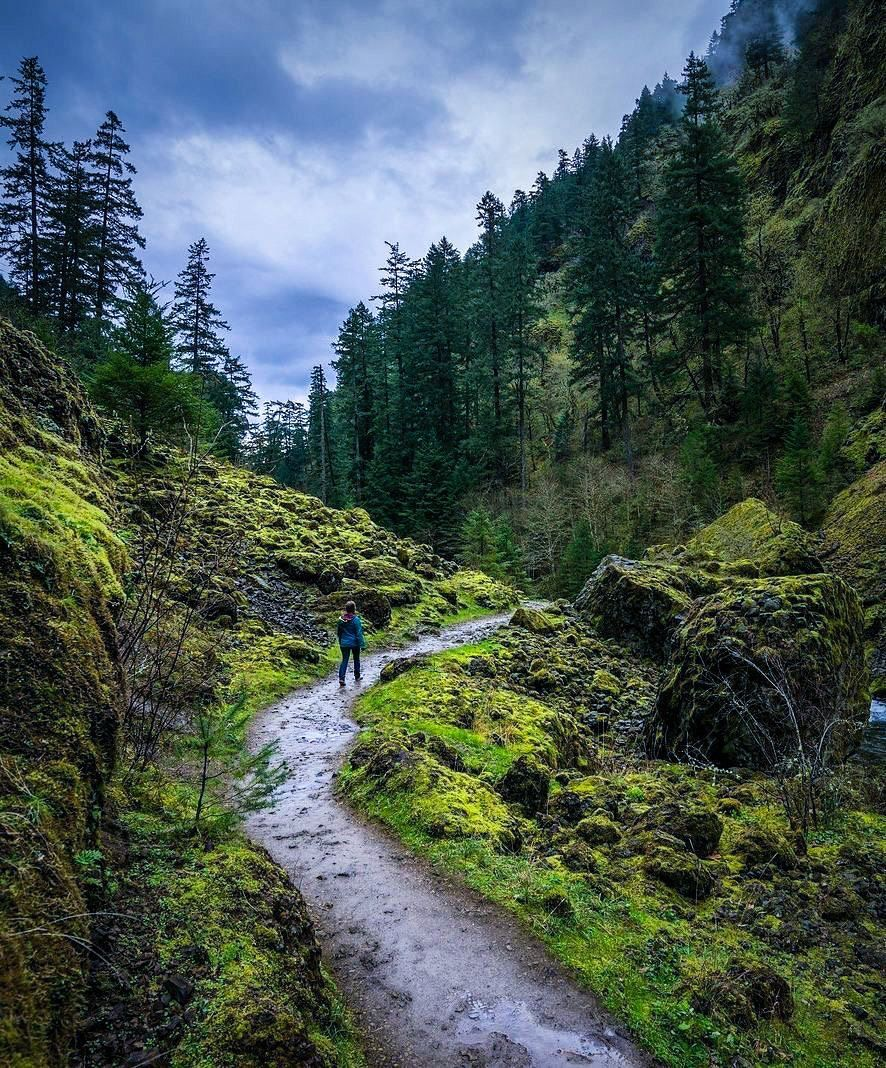 Best Places Hike World: Nature Pictures, Country