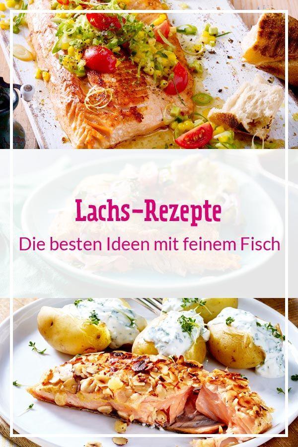 Lachs-Rezepte – die besten Ideen mit feinem Fisch| LECKER #beefbake