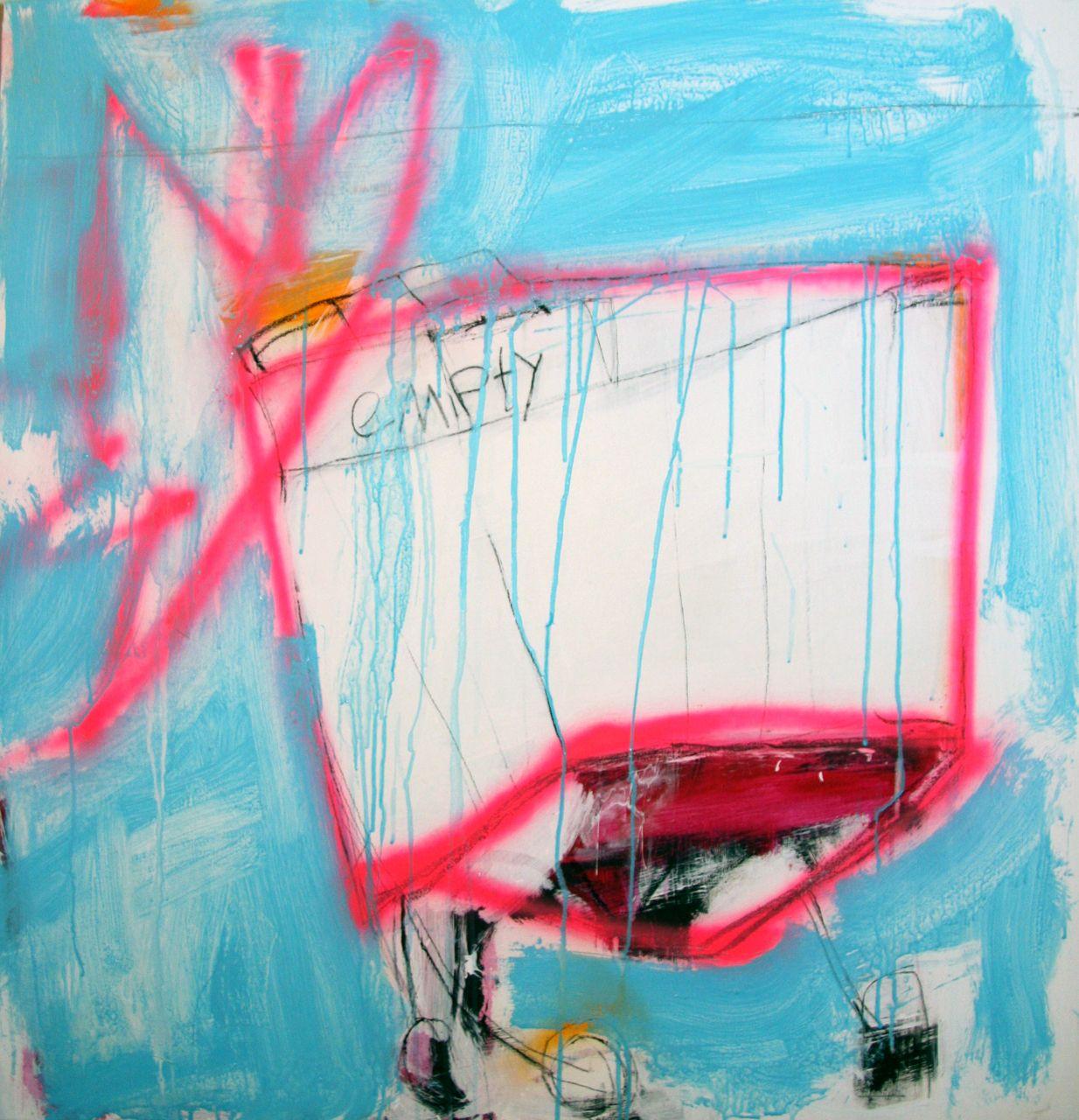Empty - Greg Holden Regan