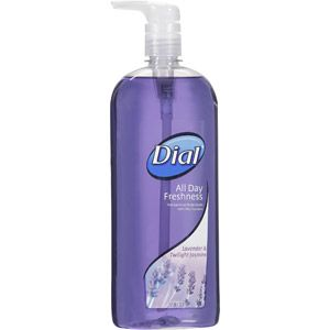 Dial All Day Freshness Lavender Twilight Jasmine Antibacterial