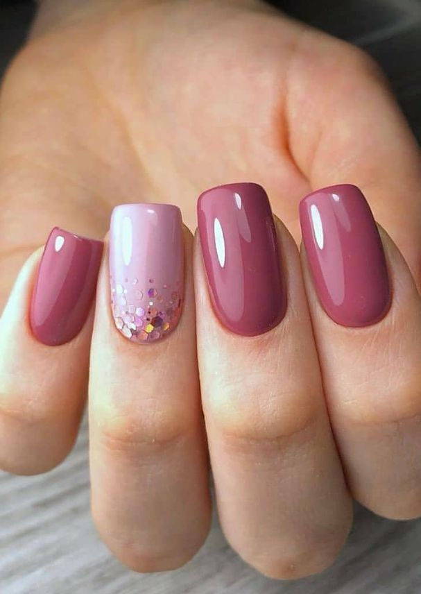 Mar 13, 2020 – 60 Pretty Pink Short Square Nails For Spring Nails Design – #design #nails #pink #pretty #Short #Spri