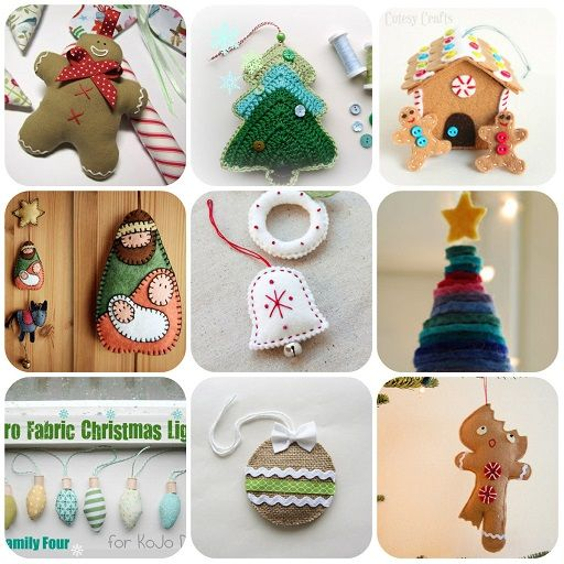 Tanti tutorial e idee creative per il natale decorazioni - Idee creative per la casa ...