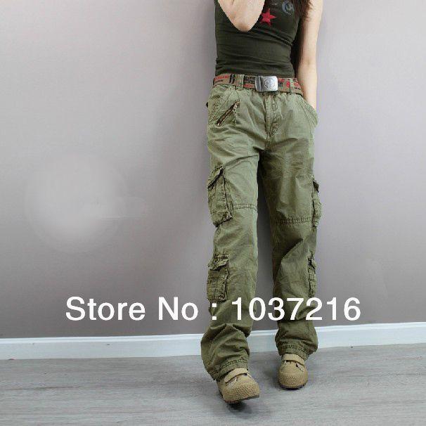 Plus Size Cargo Pants For Women | Gpant
