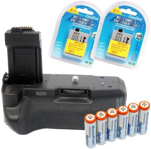 Synergy Digital AA NiMH 2800mAh Rechargeable Batteries with Charger Pack of 4 Batteries