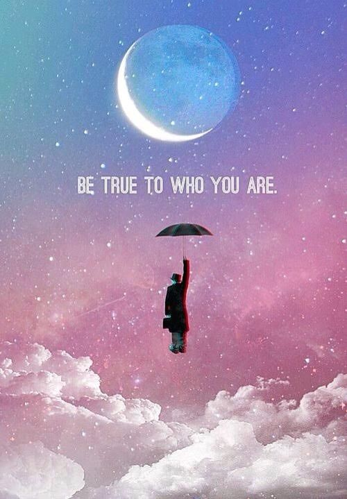 Image Via We Heart It Weheartit Entry 167008076 Galaxy Quote Wallpaper Betruetowhoyouare