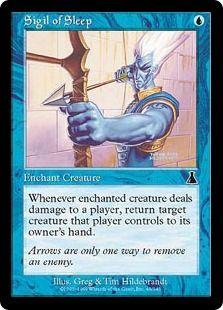 Magic Card 4x MTG: Sleep Magic 2013 M13 Blue Uncommon