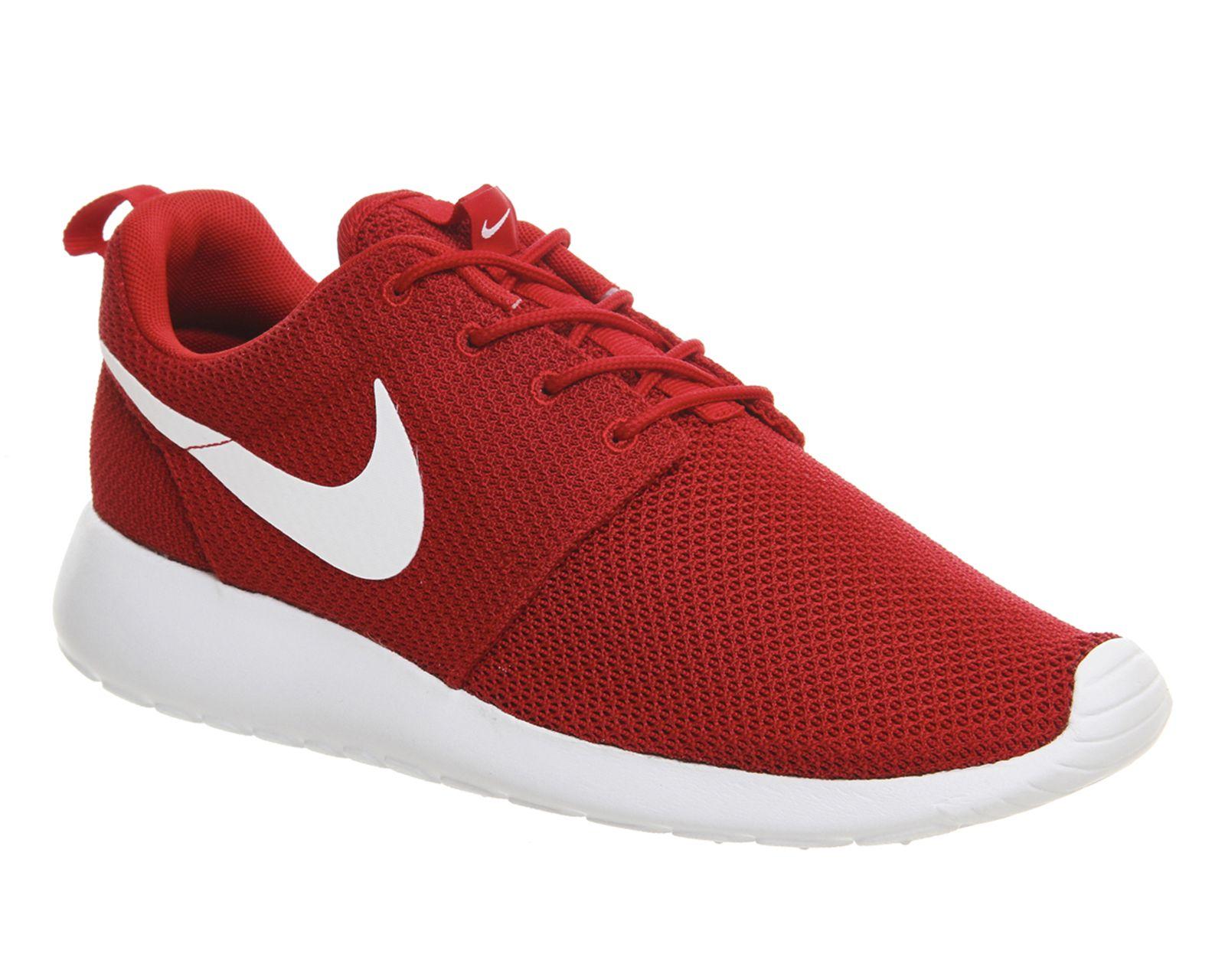 low priced 96680 33b35 Nike Roshe Run Gym Red - Unisex Sports