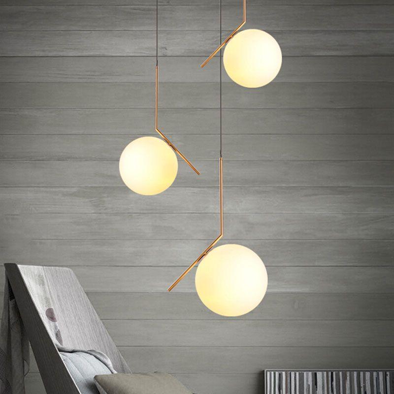 Nuovo Arrivo semplice decorazione lampadario luce rotonda