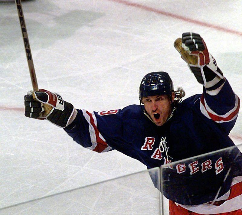 Pin na nástenke Wayne Gretzky
