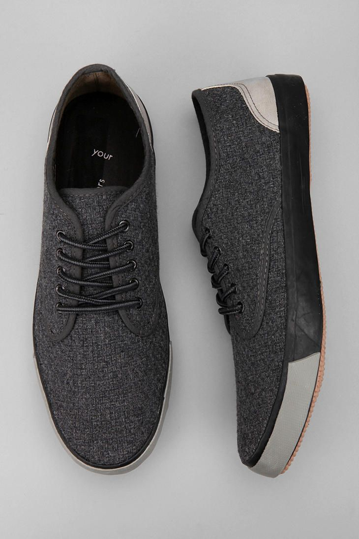 64aca24fafe82 Your Neighbors Wool Trainer - Urban Outfitters