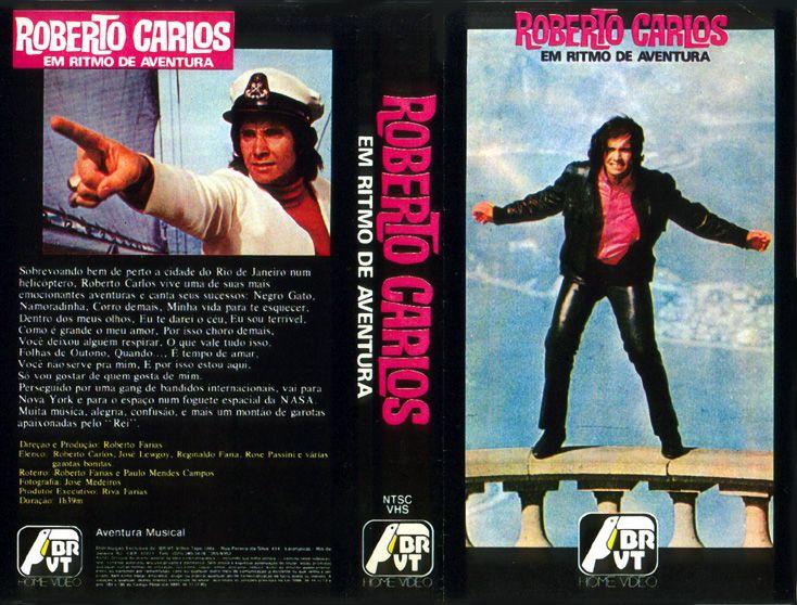 Roberto Carlos em ritmo de aventura, filme | Roberto
