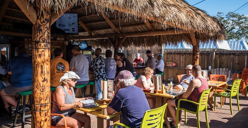 Captain Curt S Bar Restaurant Siesta