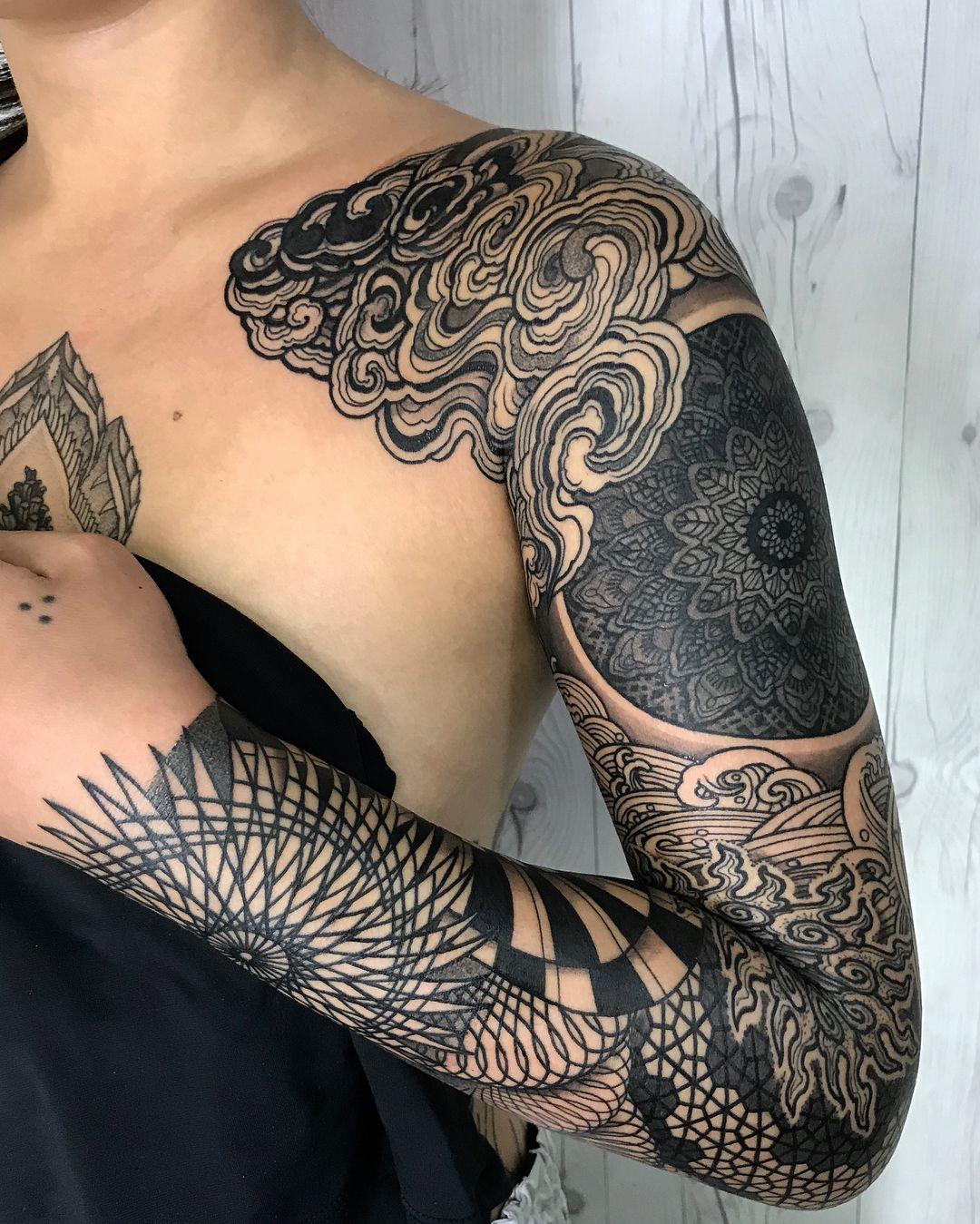 Details On Sharyfairy Tattoo Styles Sleeve Tattoos Tattoos