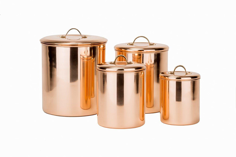 Kueche Kanister Pic : Kupfer küche kanister dies ist die neueste informationen auf