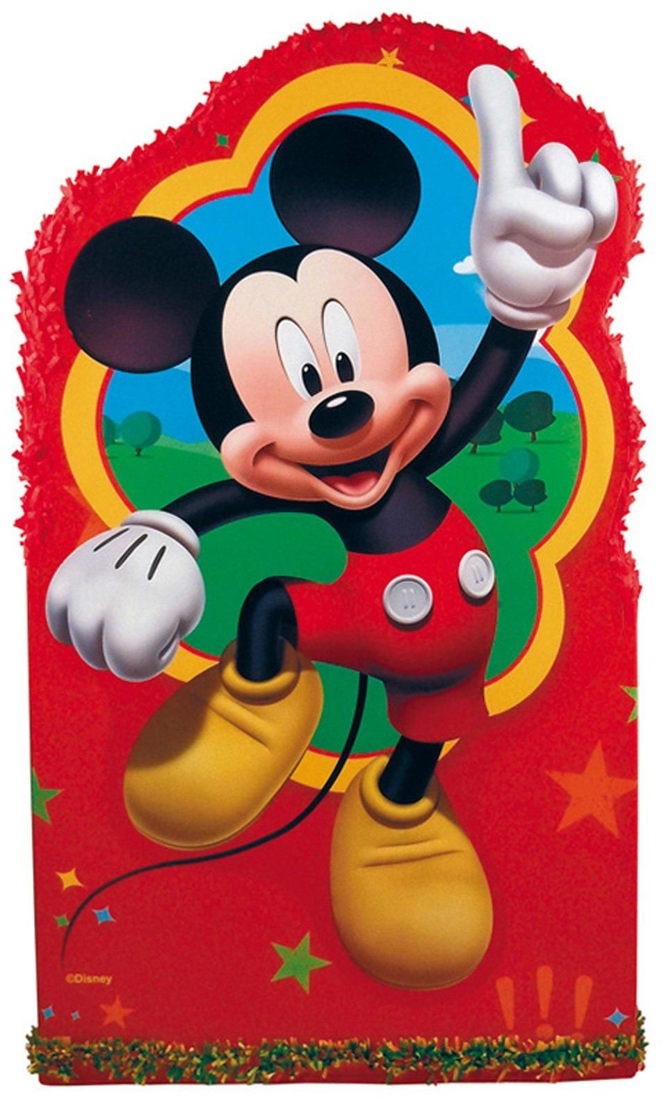 Maxi Poster 61cm x 91.5cm new and sealed Mickey Mouse Red