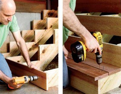 comment construire un escalier? | comment construire, construire