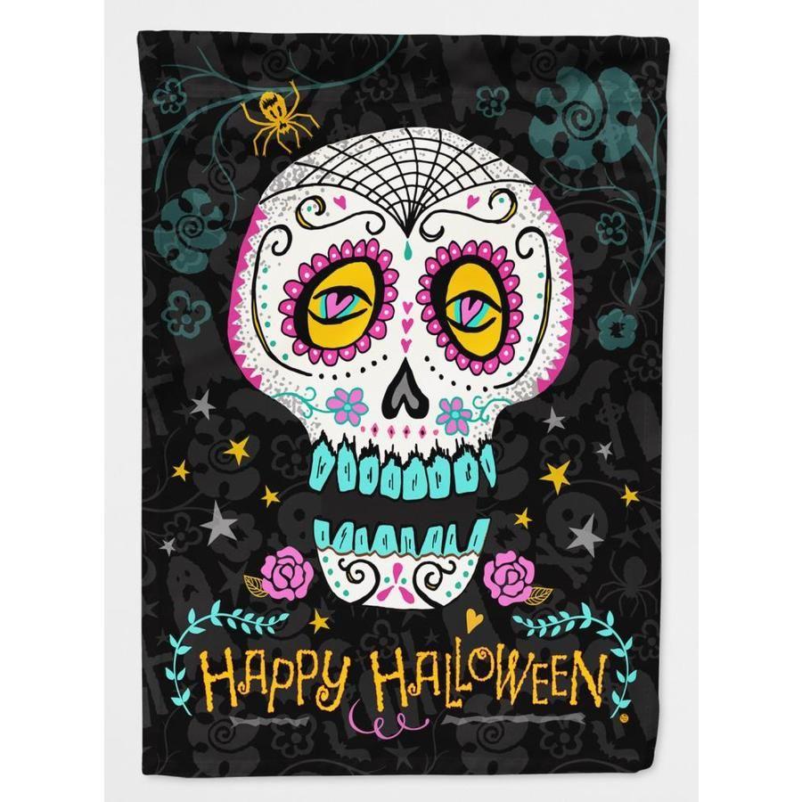 Caroline's Treasures Happy Halloween Day Of The De