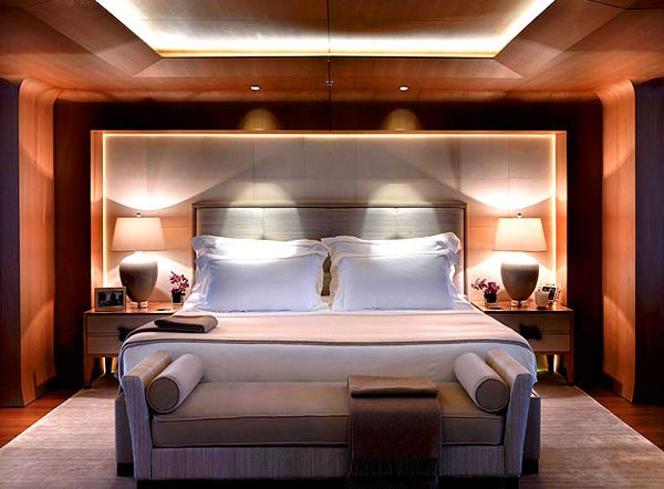 Numptia Luxury Yacht design
