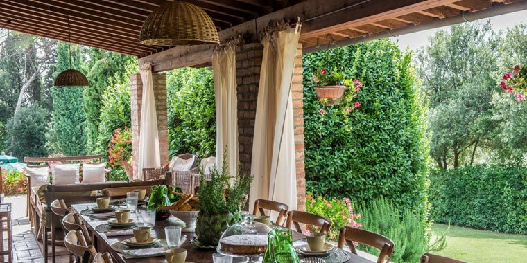 Villa per Vacanze in Toscana a Montaione vicino Firenze