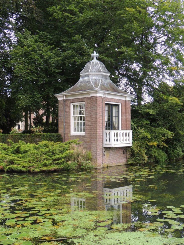 Theekoepel T Slot Te Zeist Garden Buildings Cottage