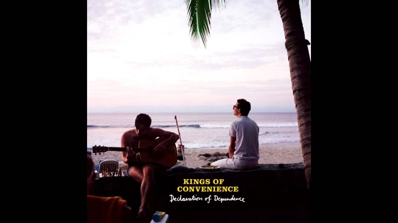 Kings of Convenience - Power of not knowing (Album version)