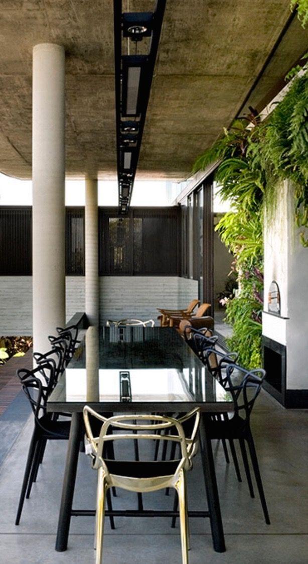 Une salle à manger exotique l aménagement pour salle à manger l