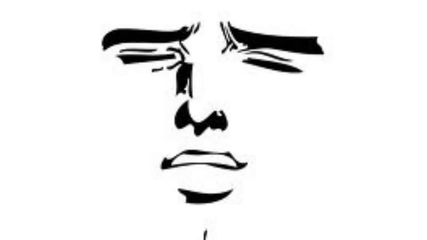 Serious Anime Face Meme Anime Faces Expressions Anime Meme Face Anime Male Face