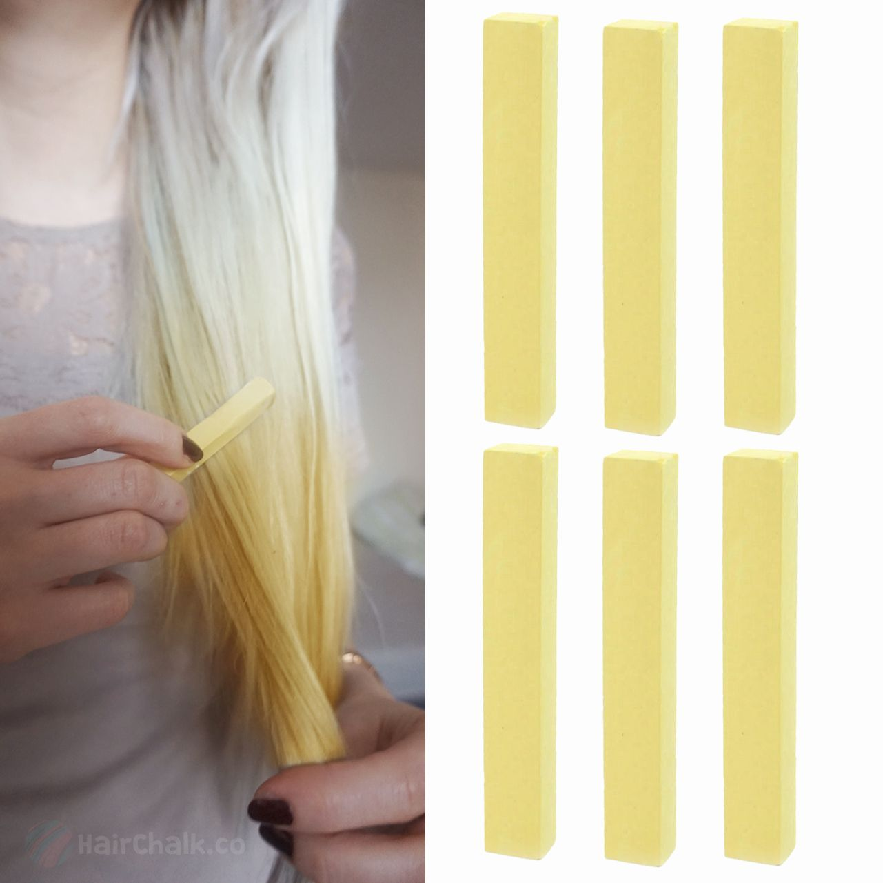 Wheat Blonde Kim Kardashian Style Hair Dye Beige Hair Temporary