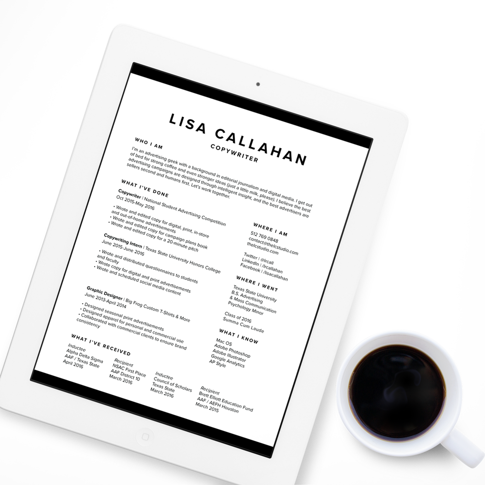 The Anatomy of the Perfect Résumé Perfect resume, Job