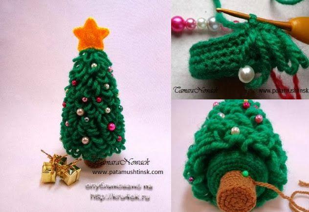 Amigurumis Navidad Paso A Paso : Tambor de crochet para adornar en navidad youtube