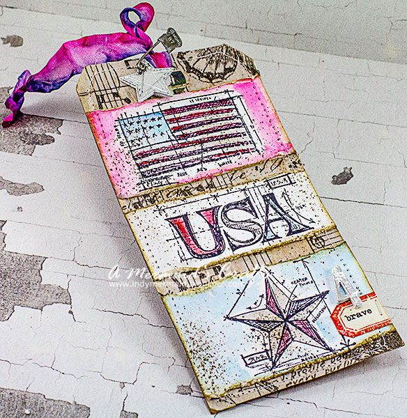 A Mermaid's Crafts: Happy 4th of July!! ~ indymermaid.blogspot.com