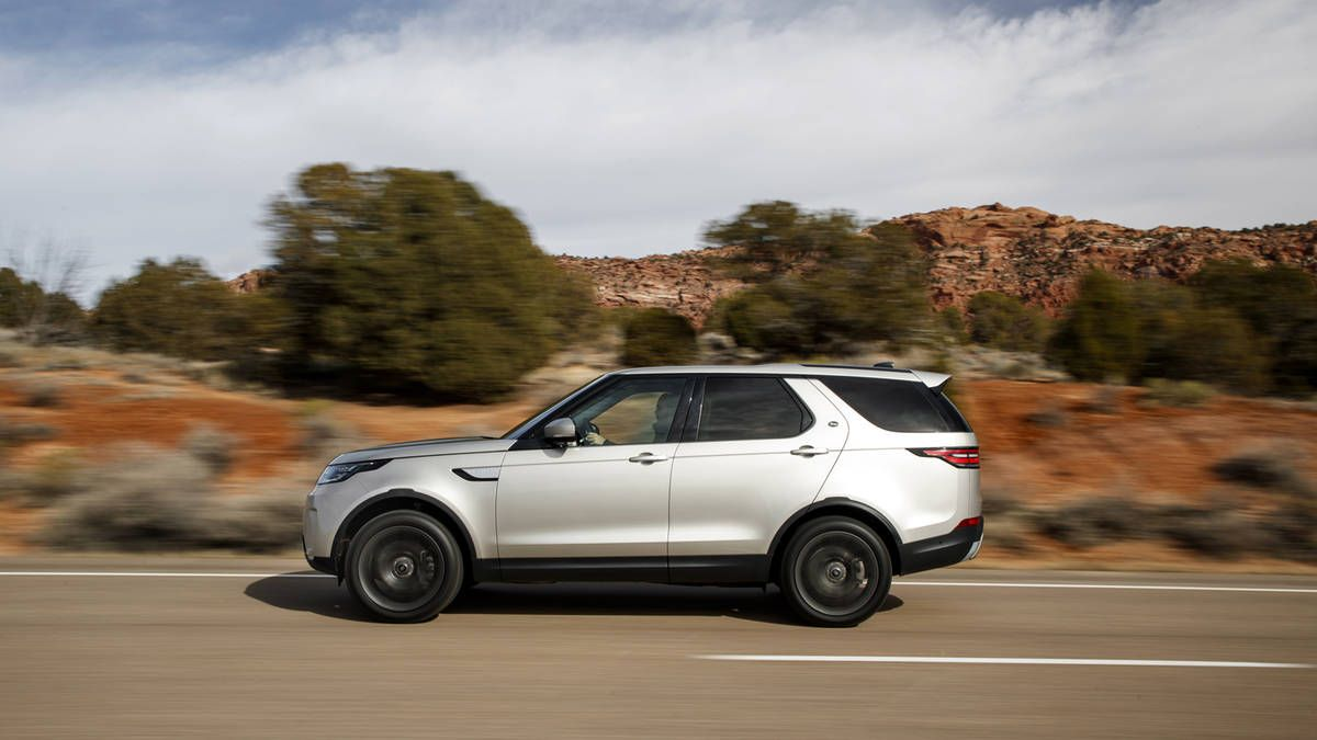 2017 Land Rover Discovery Td6 quick take Budget Range