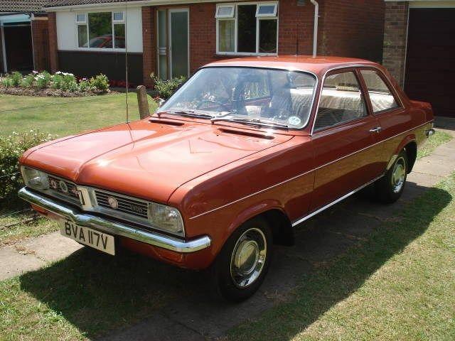 Vauxhall Viva For Sale Classic Cars For Sale Uk Vauxhall Viva