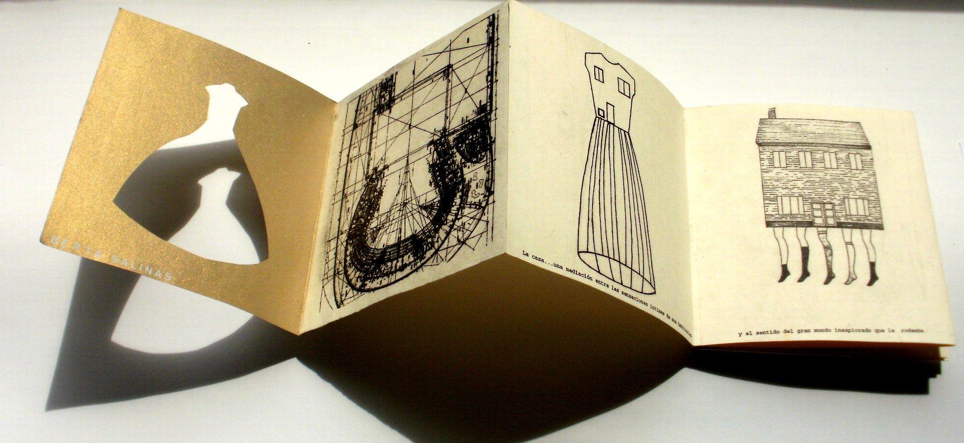 El Libro De Artista Como Tarea Global En Dibujo Artistico Libro De Artista Libros De Arte Libros Hechos A Mano
