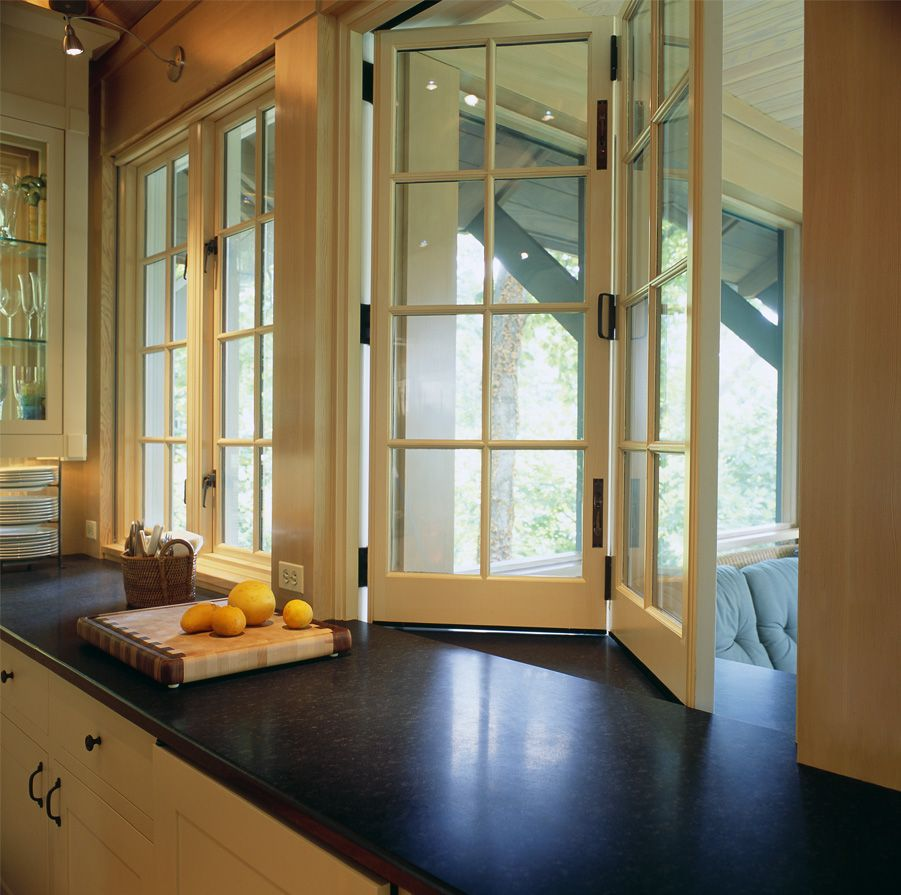 Treehouse, Screened Porch---- Donald Lococo Architects