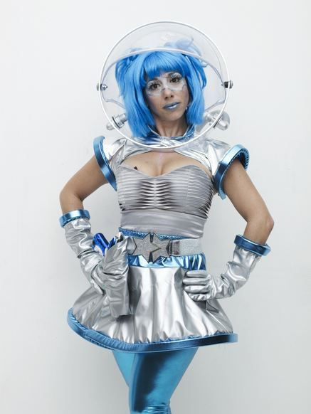 Space Girl Costume Google Search Space Costumes Space Girl