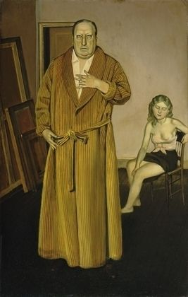André Derain. Balthus. 1936