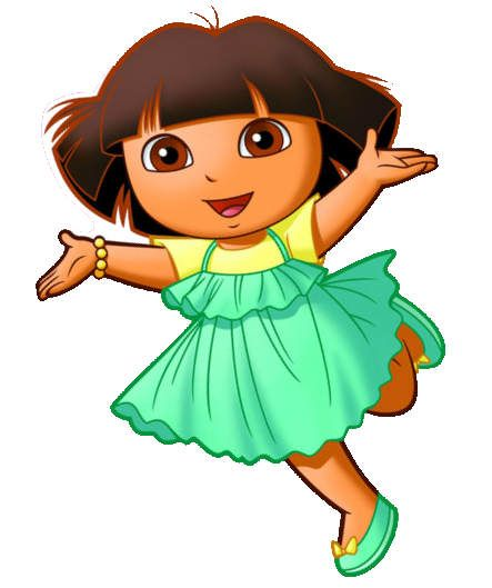 dora la exploradora dora the explorer pinterest clip art and rh pinterest com
