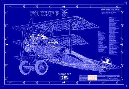 rv black water tank diagram fokker triplane aircraft blueprint blueprints #12